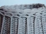 Završavanje pletenja -sa venčićem
